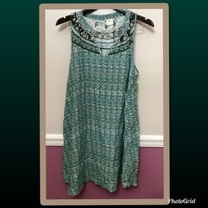 EUC, laundered only ONEIL tunic dress XL